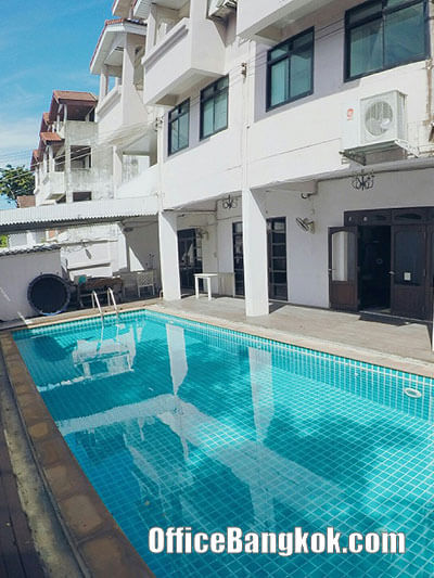 Home Office for Rent or Sale on Sukhumvit near Onnut BTS Station