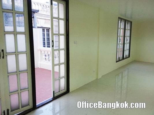 Home Office 5 Storey for Rent on Asoke near Rama 9 MRT Station