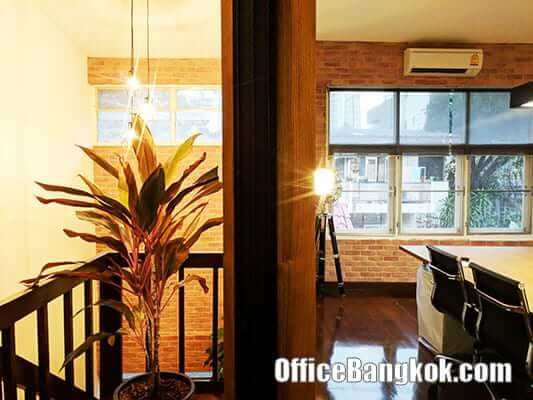 Home Office for Rent with Fully Furnished on Sukhumvit - Asoke