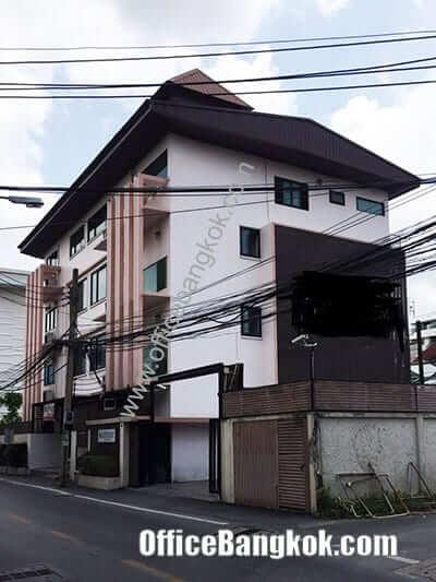 Home Office for Rent 4 Storey at Ekamai