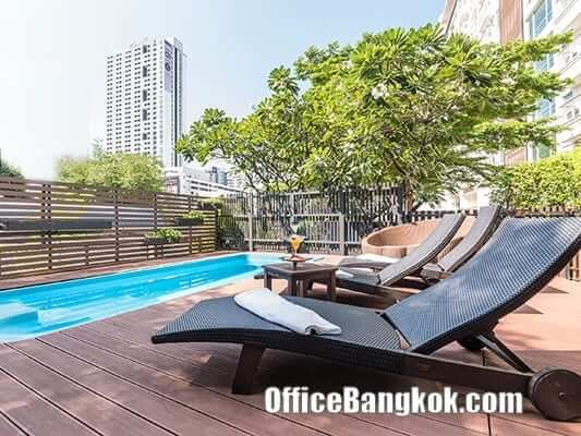 Hotel for Sale near MRT Rama 9 Station