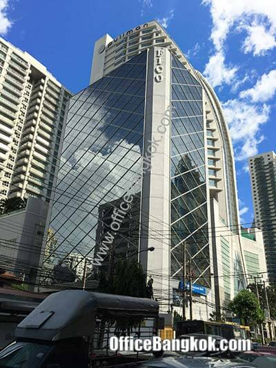 Fico Place Building - Office Space for Rent on Asoke Area (Sukhumvit 21)