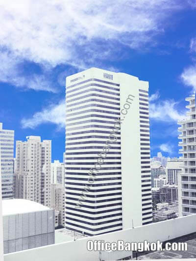 Ocean Tower II - Office Space for Rent on Asoke Area (Sukhumvit 21)