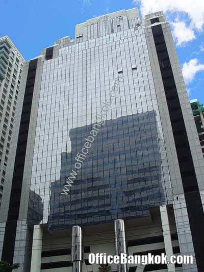 PS Tower - Office Space for Rent on Asoke Area (Sukhumvit 21)