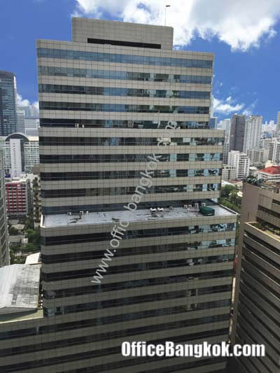 Serm-Mit Tower - Office Space for Rent on Asoke Area (Sukhumvit 21)