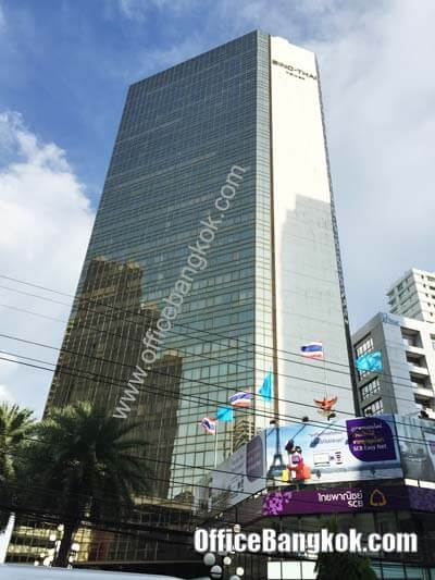 Sino-Thai Tower - Office Space for Rent on Asoke Area (Sukhumvit 21)