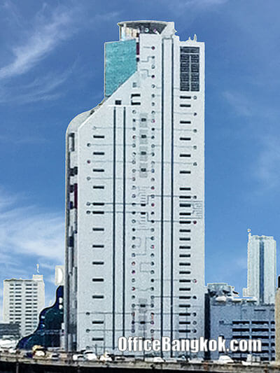 Interlink Tower - Office Space for Rent on Bang Na-Trat Road