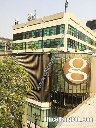 Gaysorn Plaza - Office Space for Rent on Chidlom Area