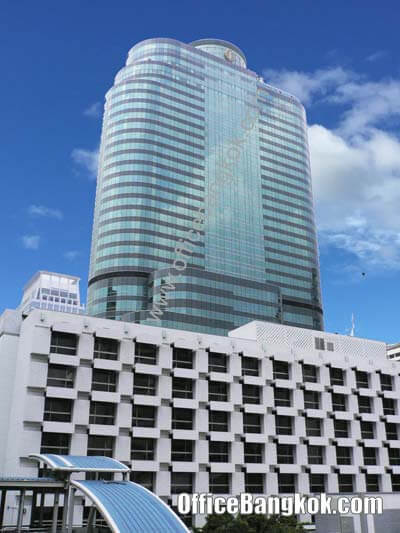 President Tower - Office Space for Rent on Chidlom Area