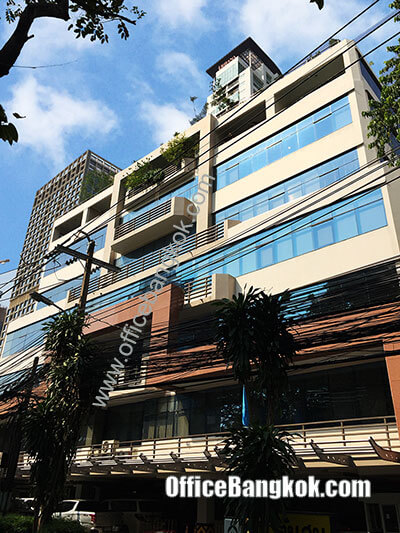 Tonson Building - Office Space for Rent on Chidlom Area