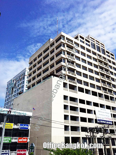 Thonburi Plaza Building - Office Space for Rent on Krung Thonburi Area nearby Talat Phlu BTS Station