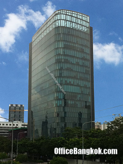 Pipatanasin Building - Office Space for Rent on Naradhiwat Rajanagarindra Area