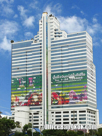 TPI Tower - Office Space for Rent on Naradhiwat Rajanagarindra Area