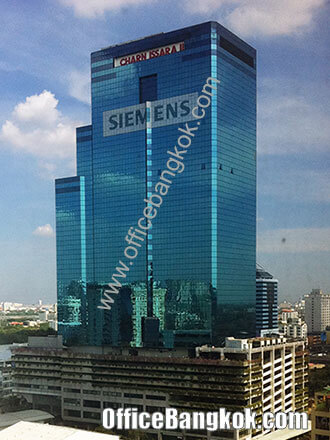 Office Building for Rent on New Petchburi Area