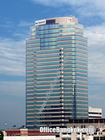 Office Space for Rent at Thai Summit Tower