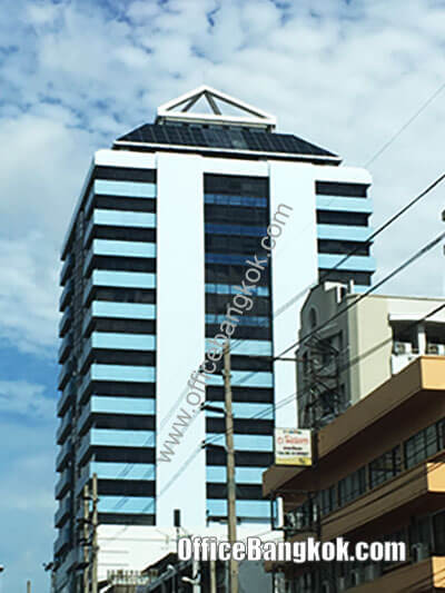 Tararom Business Tower - Office Space for Rent on New Petchburi Road