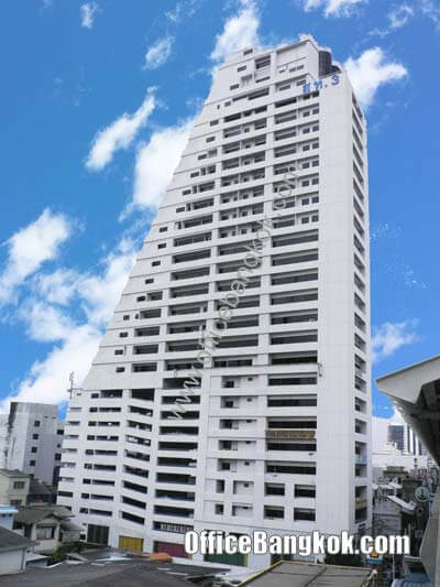 Piyawan Tower - Office Space for Rent on Phahonyothin Area