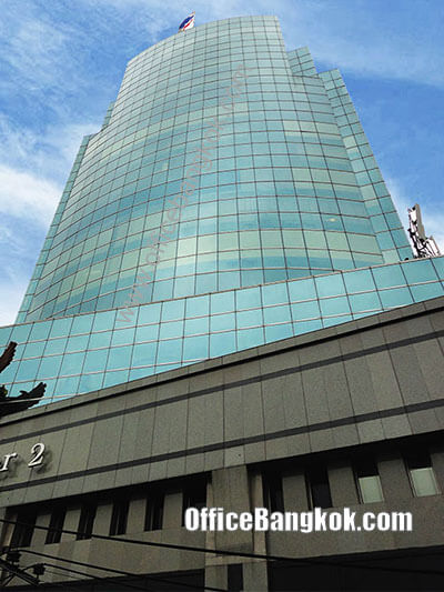 Office Space for Rent at Shinawatra Tower II