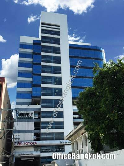Office Space for Rent at Boonvisut Building