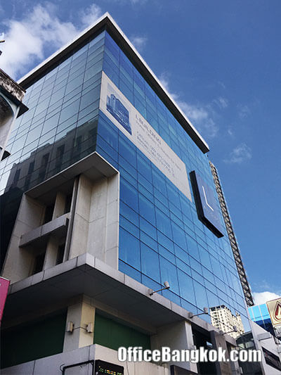 L Building - Office Space for Rent on Phaya Thai Area