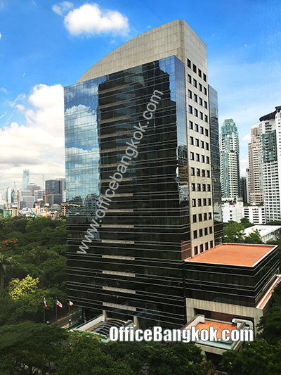 208 Wireless Road - Office Space for Rent on Phloen Chit Area