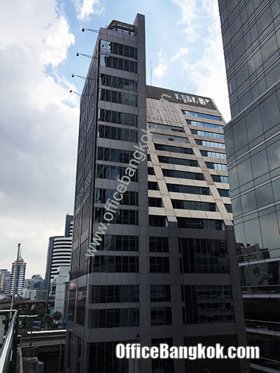 Q House Ploenchit - Office Space for Rent on Phloen Chit Area