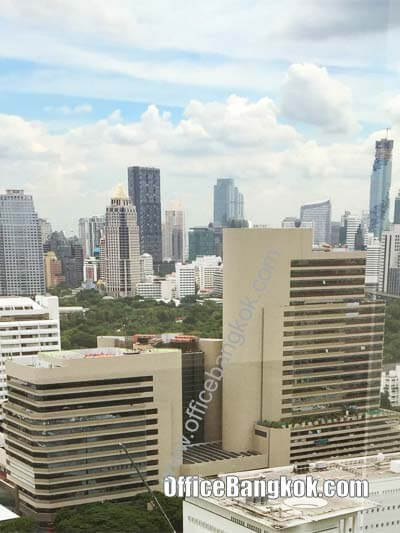 Office Space for Rent at Sindhorn Towers