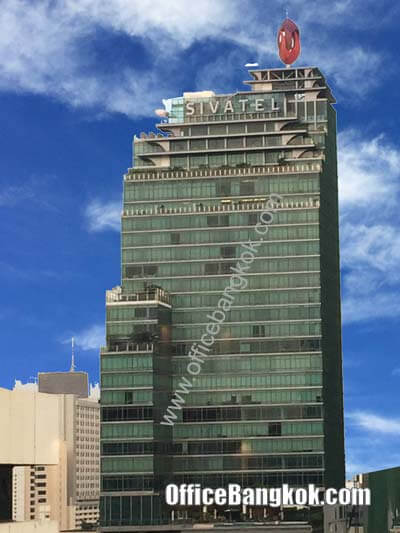 Sivatel Building - Office Space for Rent on Phloen Chit Area