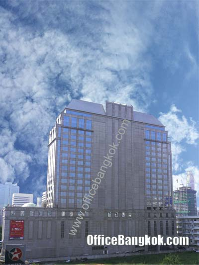 Wave Place Building - Office Space for Rent on Phloen Chit Area
