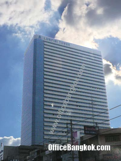 Office Space for Rent at Lumpini Tower