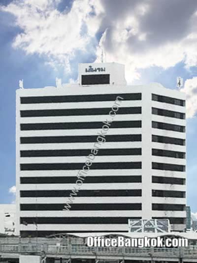 Manorom Tower - Office Space for Rent on Rama 4 Area