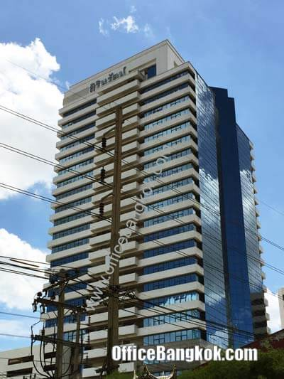 Sirinrat Tower - Office Space for Rent on Rama 4 Area