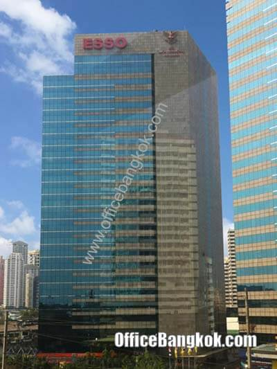 Vibulthani Tower - Office Space for Rent on Rama 4 Area