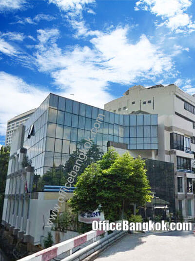 Business Thailand Building - Office Space for Rent on Rama 9 Area