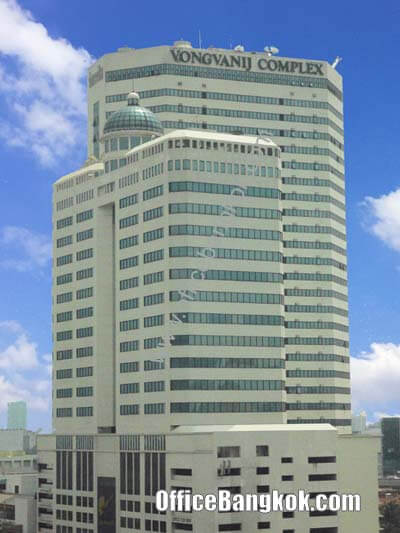 Vorasombat Building - Office Space for Rent on Rama 9 Area