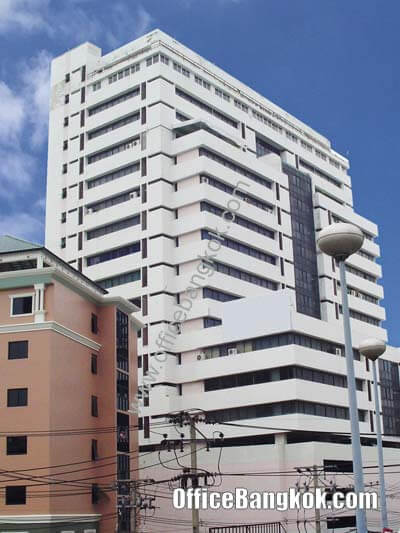 Amornphan 205 Tower - Office Space for Rent on Ratchadapisek Area