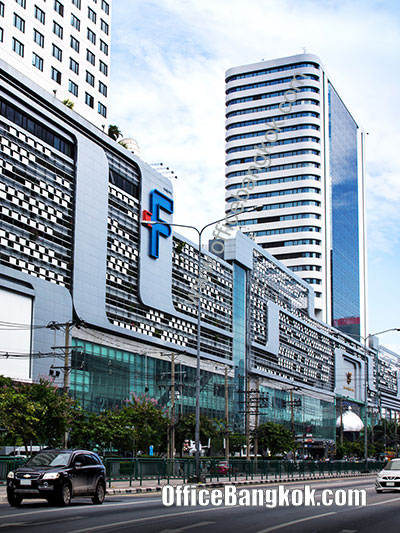 CP Tower 2 - Office Space for Rent on Ratchadapisek Area nearby Rama 9 MRT Station