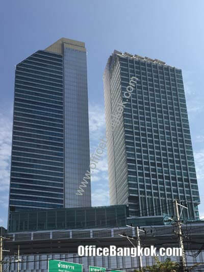 CW Tower - Office Space for Rent on Ratchadapisek Area nearby Thailand Cultural Centre MRT Station