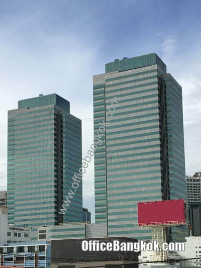 Muang Thai Phatra Complex - Office Space for Rent on Ratchadapisek Area nearby Sutthisan MRT Station
