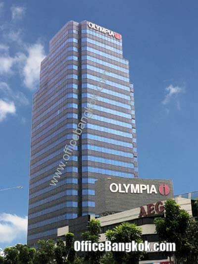 Olympia Thai Tower - Office Space for Rent on Ratchadapisek Area nearby Ratchadapisek MRT Station
