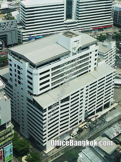 Rungrojthanakul Building 16 Storey - Office Space for Rent on Ratchadapisek Area nearby Rama 9 MRT Station