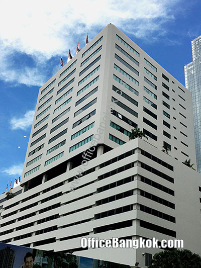 Rungrojthanakul Building 19 Storey - Office Space for Rent on Ratchadapisek Area nearby Rama 9 MRT Station