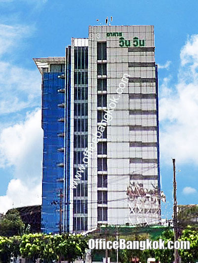 Win Win Tower - Office Space for Rent on Ratchadapisek Area nearby Huai Khwang MRT Station