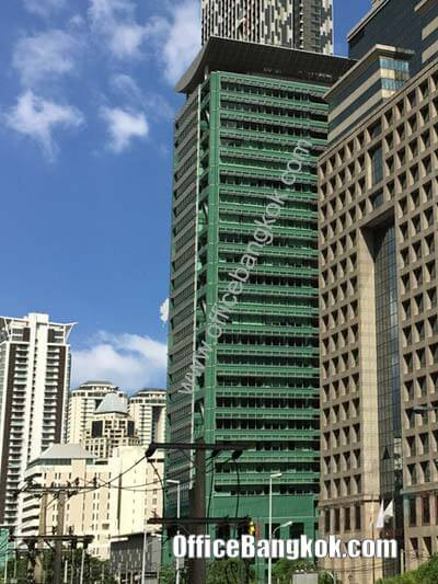 Asia Center Building - Office Space for Rent on Sathorn Area nearby Chong Nonsi BTS Station