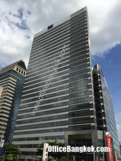 Bangkok City Tower - Office Space for Rent on Sathorn Area nearby Chong Nonsi BTS Station