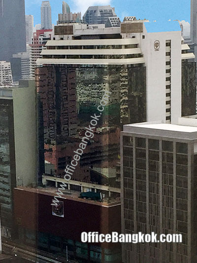 CP Tower 1 Silom - Office Space for Rent on Silom Area nearby Sala Daeng BTS Station and Silom MRT Station
