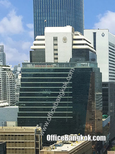Liberty Square - Office Space for Rent on Silom Area nearby Sala Daeng BTS Station and Silom MRT Station