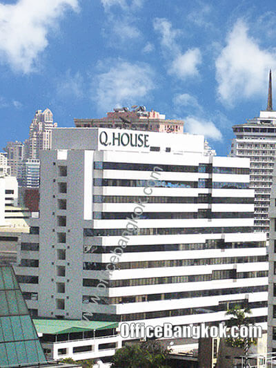 Office Space for Rent at Q House Convent Building