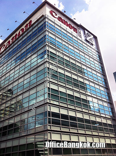 Zuellig House Building - Office Space for Rent on Silom Area nearby Sala Daeng BTS Station and Silom MRT Station