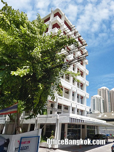 Athakavi Building - Office Space for Rent on Sukhumvit Area.